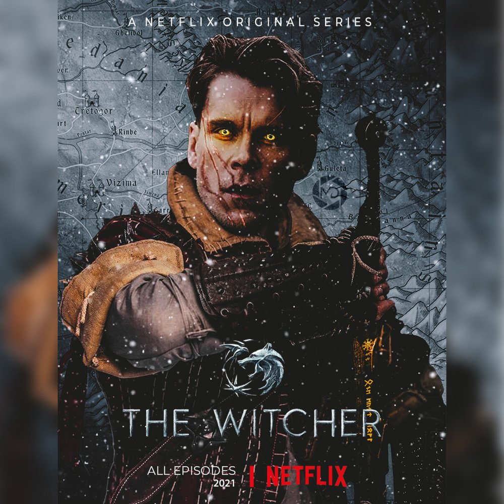 Nonton Film Series The Witcher Season 2 (2021) Full Movie Sub Indo
