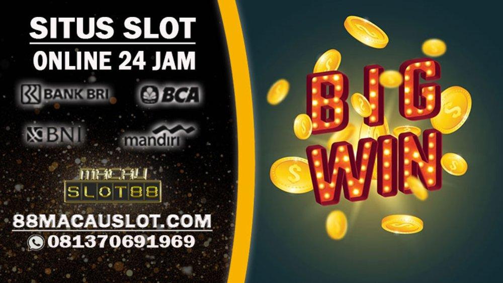 Situs Slot Online BRI, BCA, Mandiri 24 Jam