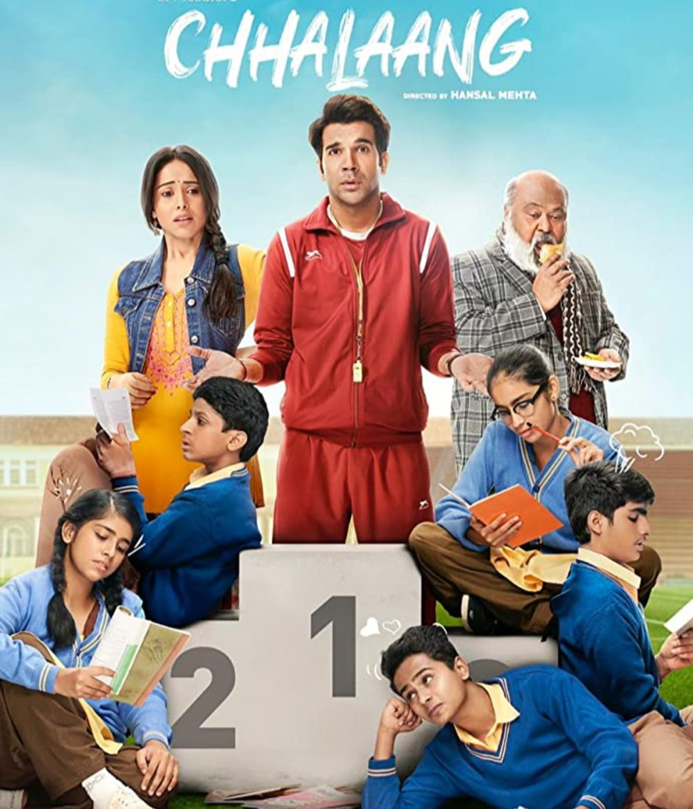 Watch Online Chhalaang (2020) Mp4 Free Download