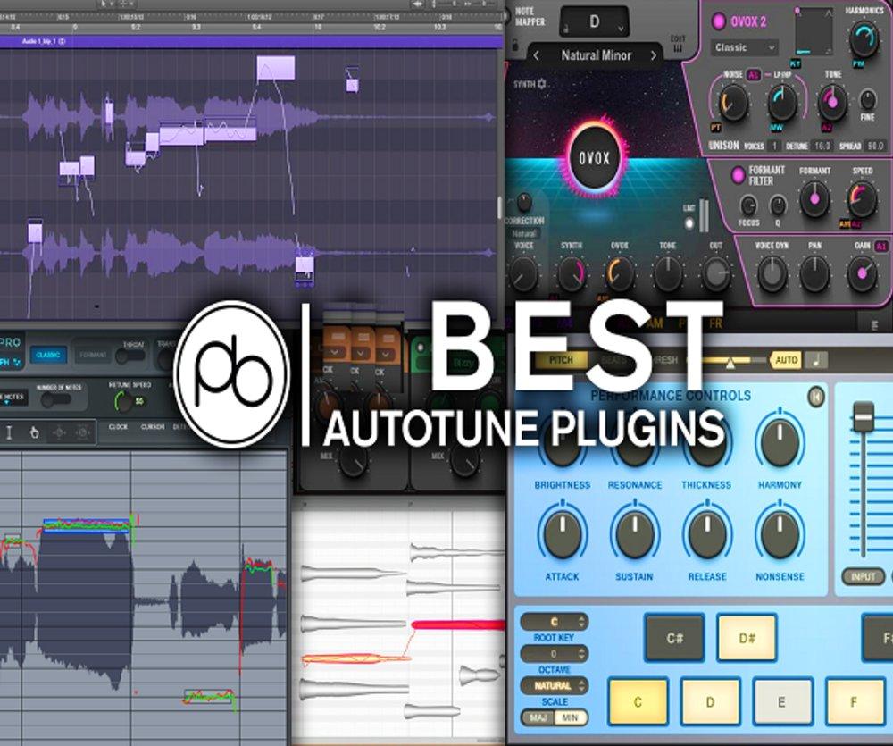 Best Autotune Plugins to Enhance Your Vocals