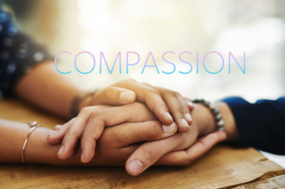 We need compassion because Life is a Challenge