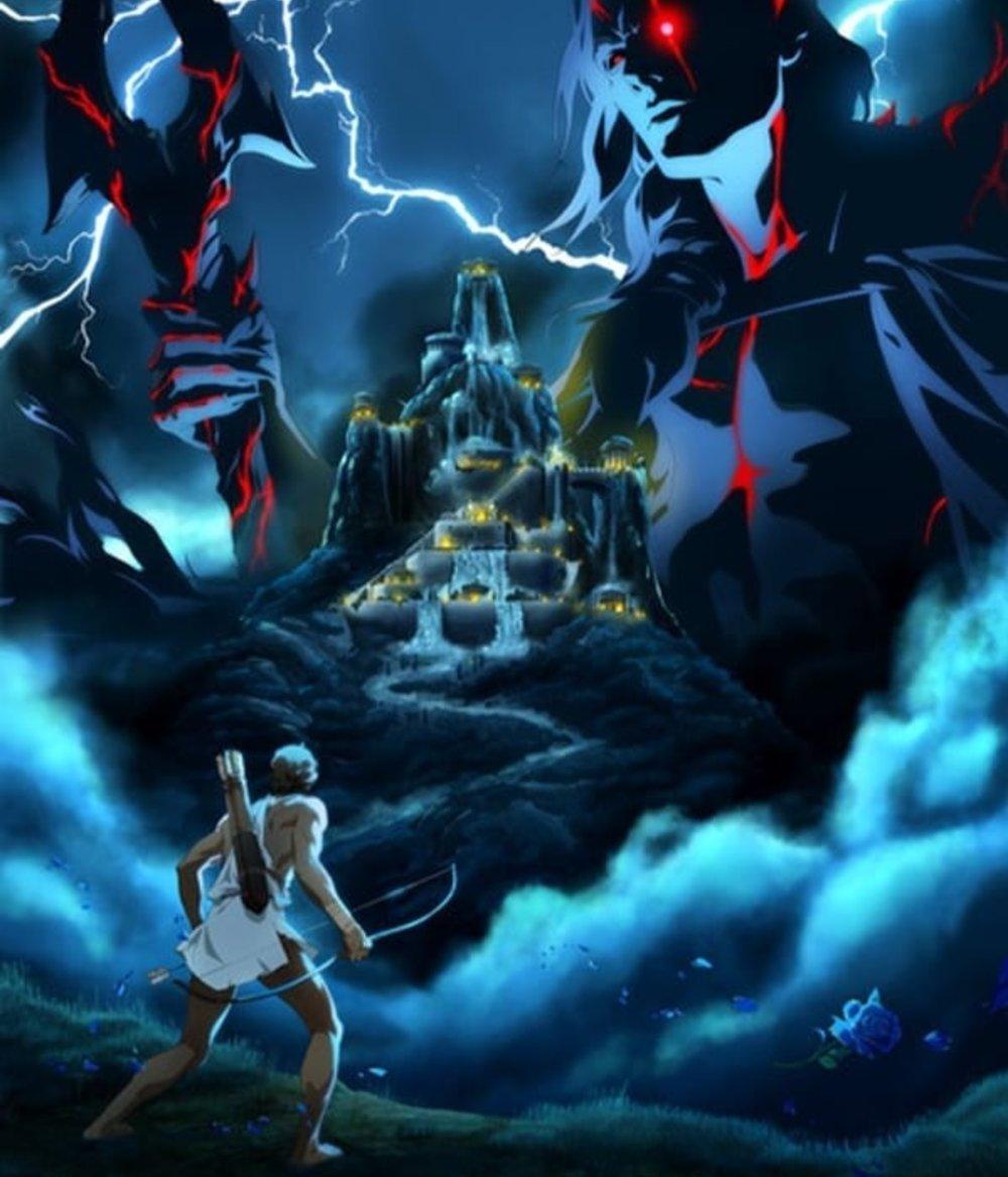 Watch Online Blood Of Zeus (2020) Mp4 Free Download