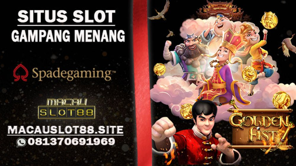 Game Slot Spadegaming Gampang Menang
