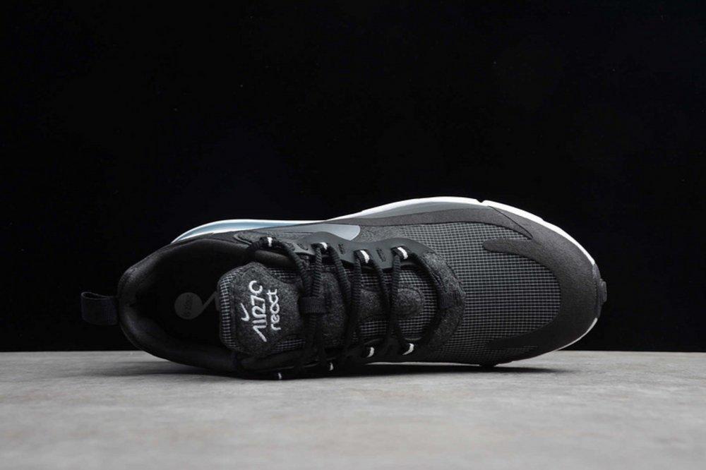 Schuhe mit kühler Abnahme über dem Obermaterial