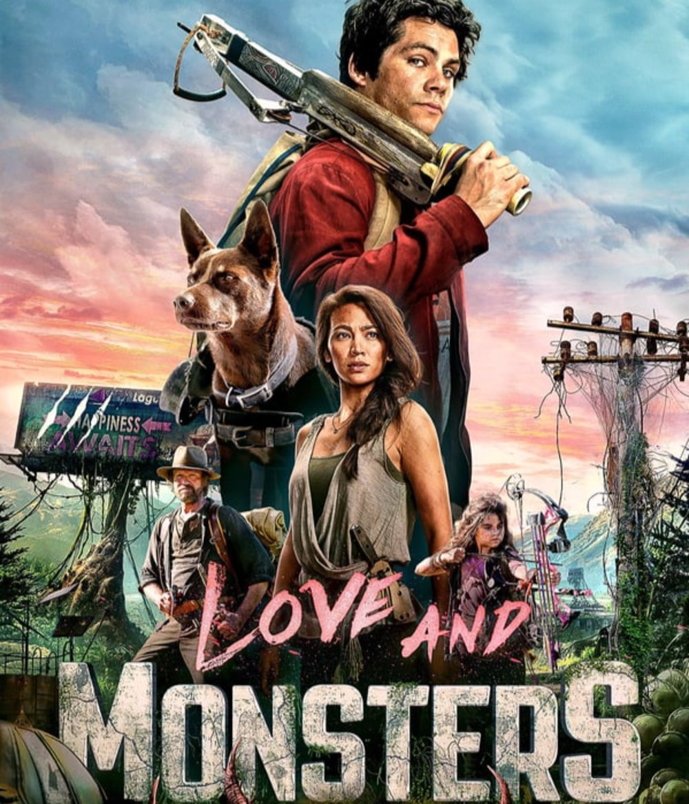 Watch Love And Monsters (2020) Mp4 Free Download
