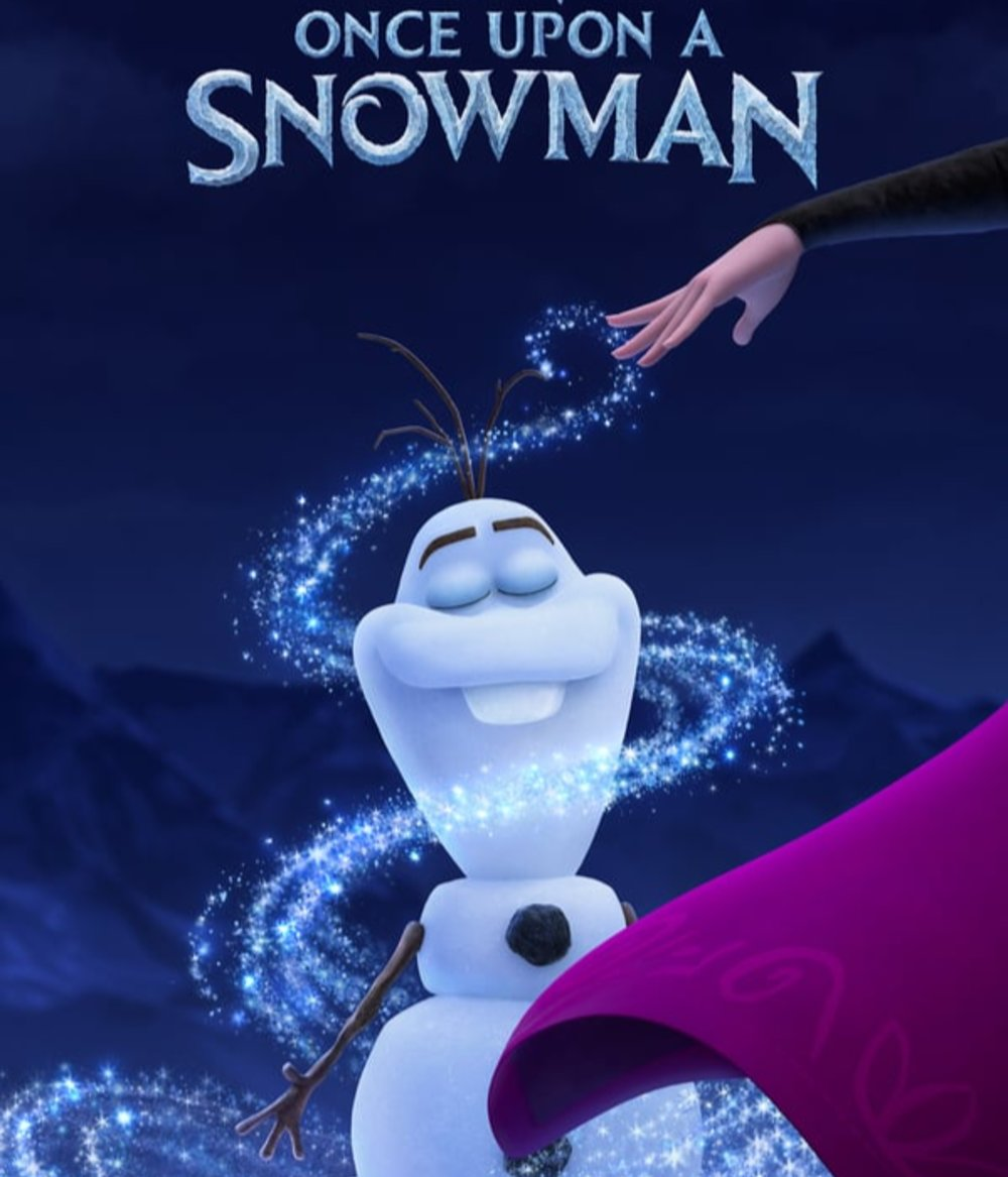 Watch Once Upon A Snowman (2020) HD Free Download