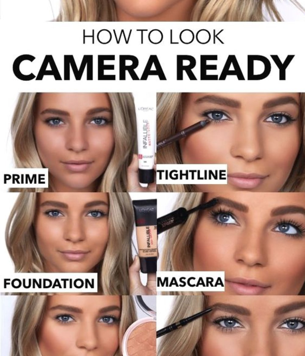 How to Do Hair & Make-Up for Any Camera