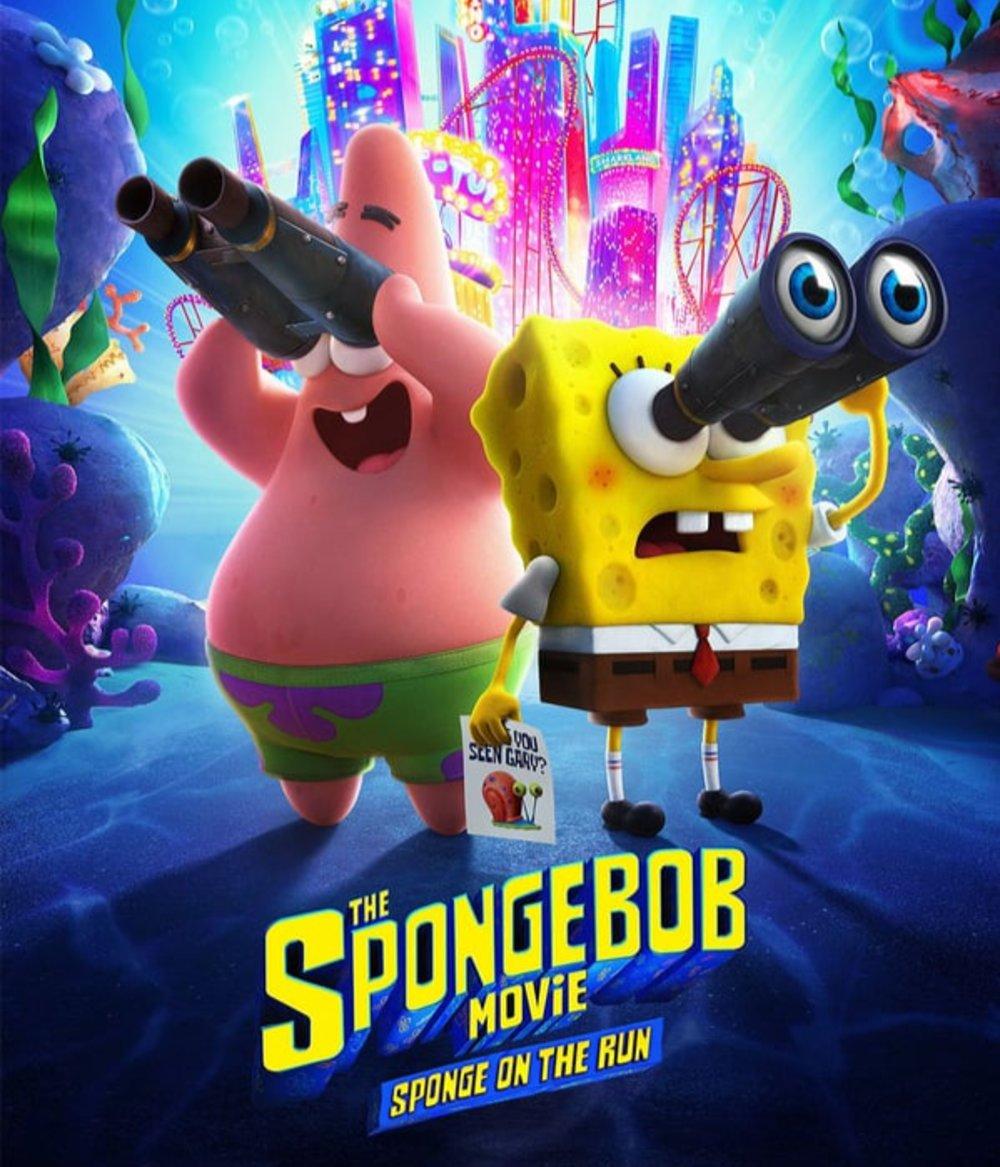 Nonton The SpongeBob Movie: Sponge On The Run (2020) Sub Indo LK21