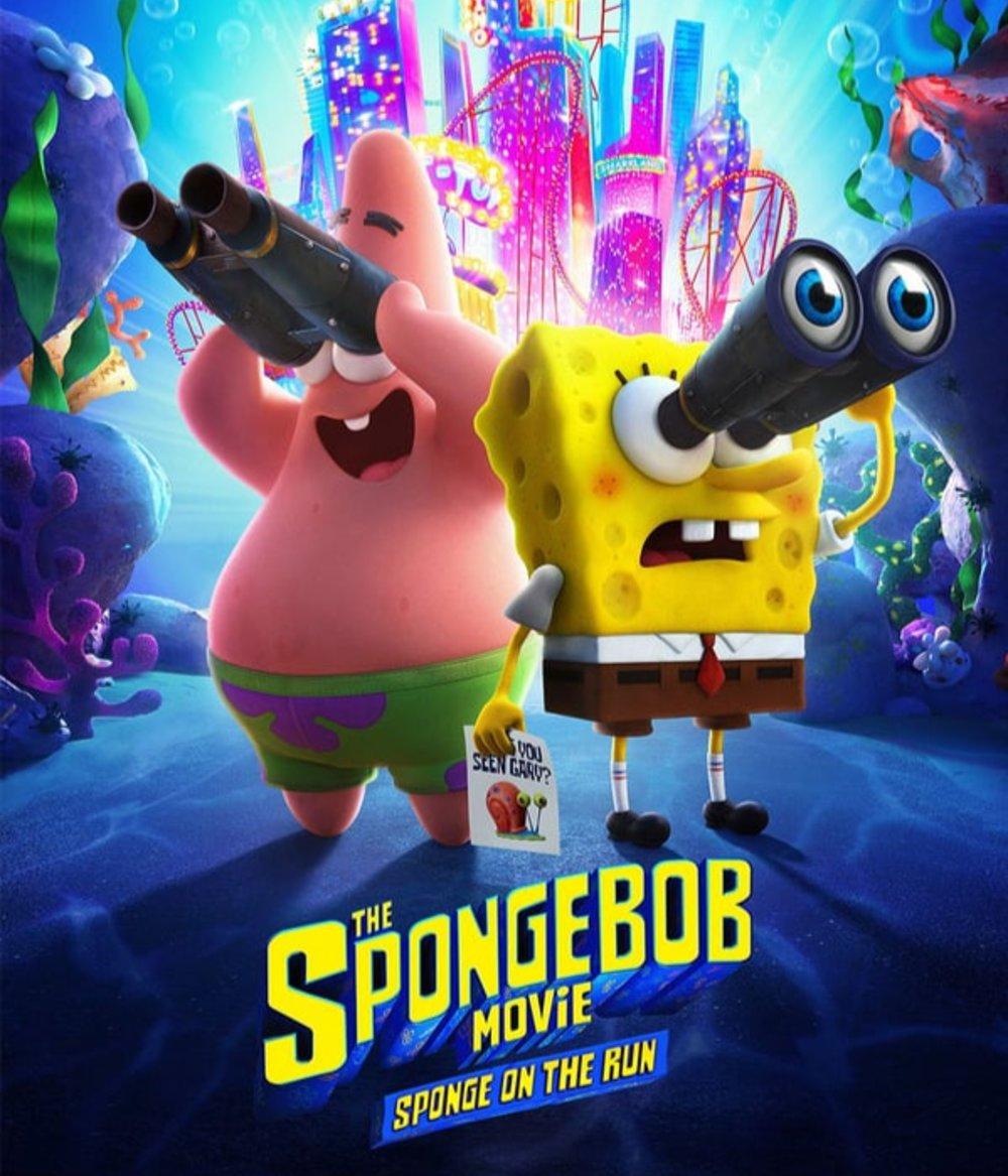 The SpongeBob Movie: Sponge On The Run (2020) Mp4