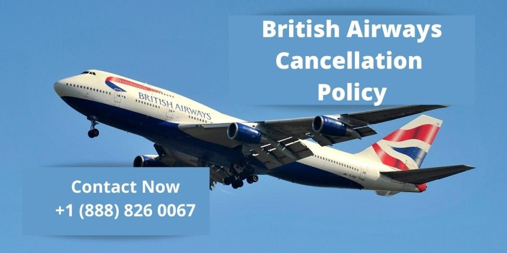 British Airways 24 Hour Cancellation Policy