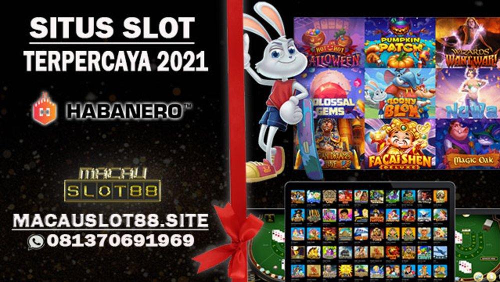 Game Slot Habanero RTP Tertinggi