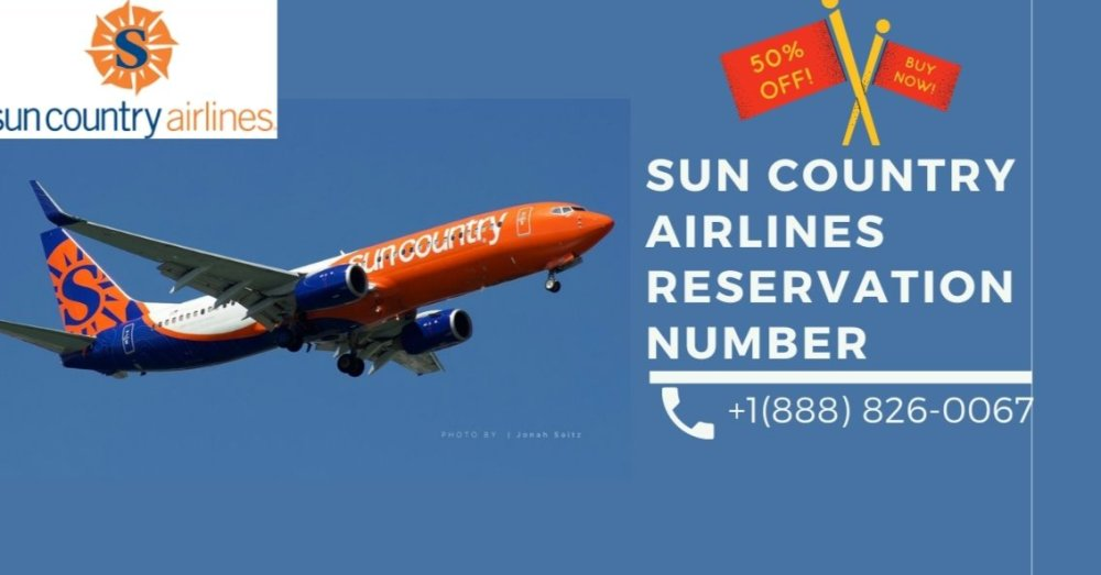 How do I book a Sun Country flight?
