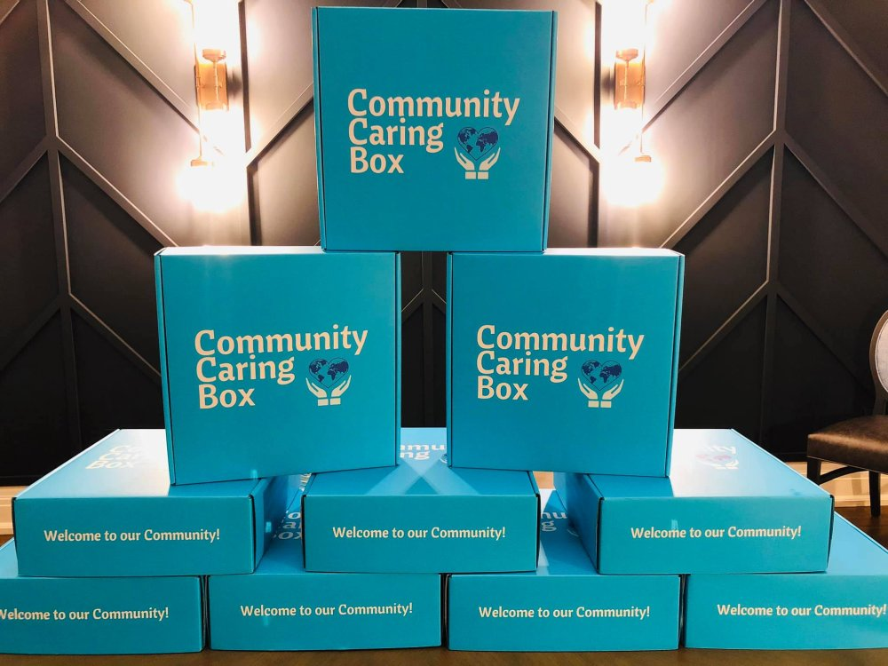 Supporting Local Just Got Easier With The Community Caring Box