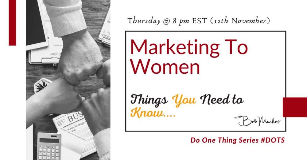 Marketing To Women: Things You Need To Know