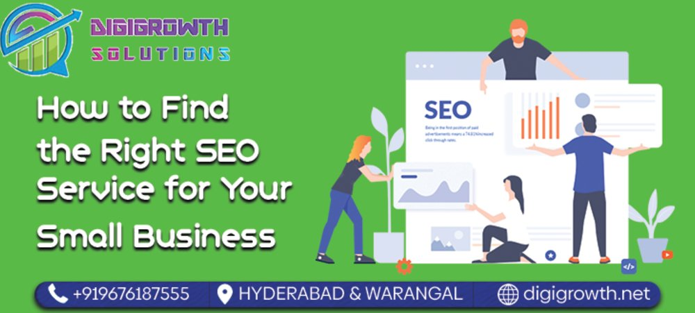 How to Find the Right SEO Service for Your Small Business?