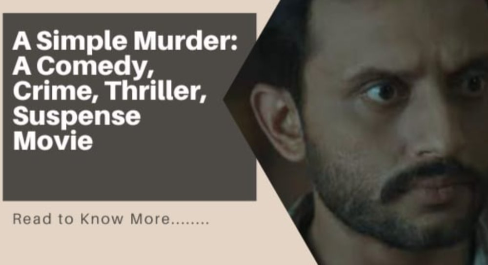 Watch Online A Simple Murder (2020) Mp4 Free Download