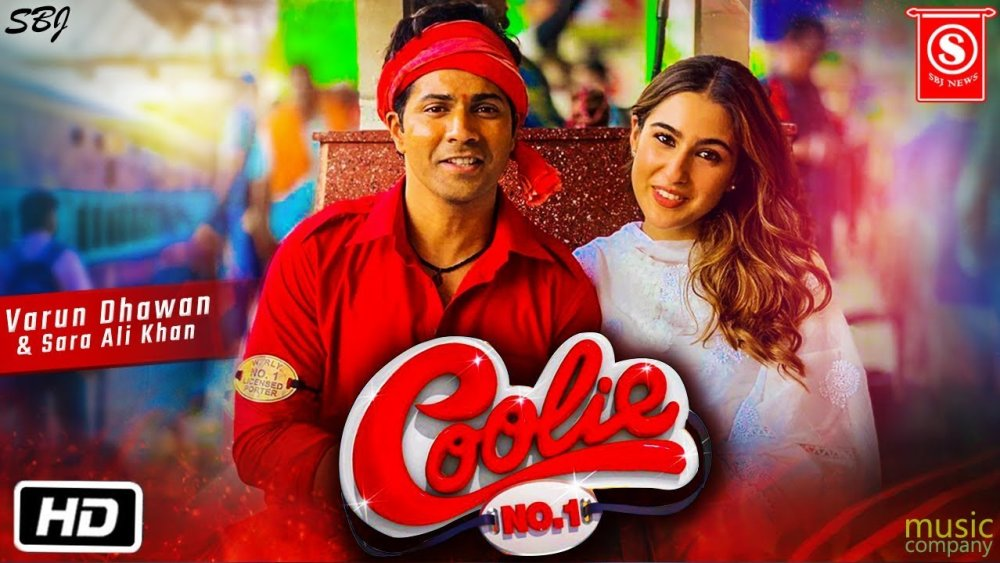 Watch Online Coolie No. 1 (2020) Mp4 Free Download