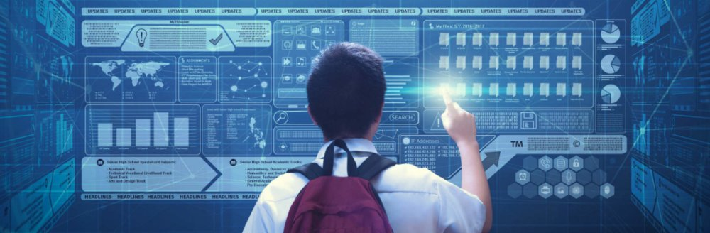 Technology in Education - trends. Edtech - the FutureEnter content title here...