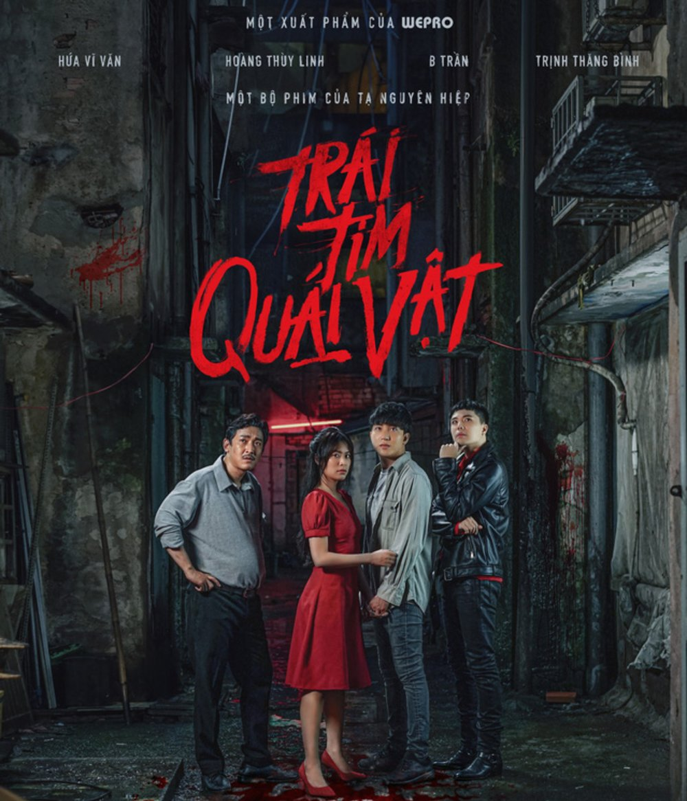 Watch Online Trai Tim Quai Vat (2020) Mp4 Free Download
