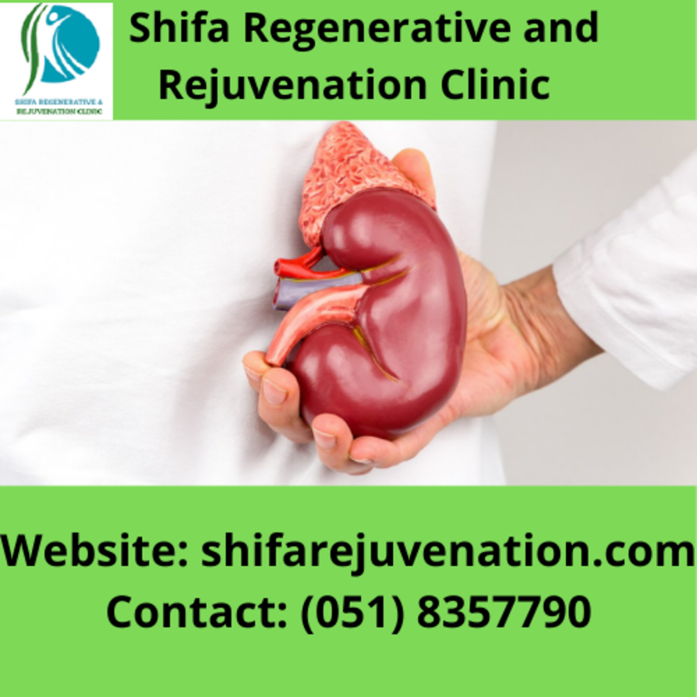 Stem Cell Therapy for Kidney Patients