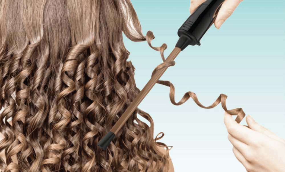 What should I look for when buying a curling wand?