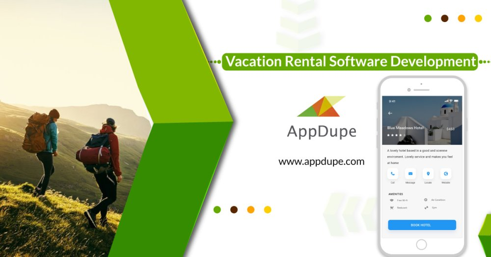 Skyrocket the rental booking application swiftly built with latest technology