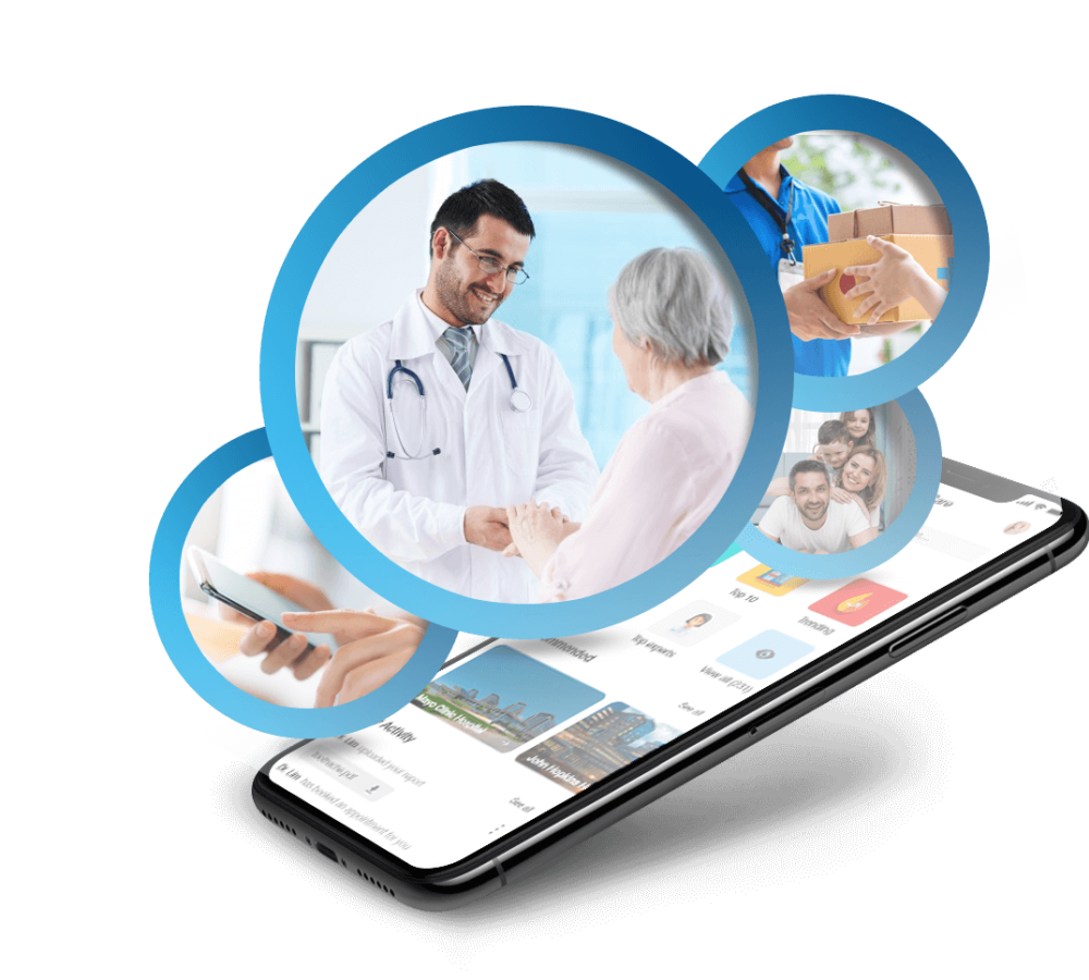 How can I make a healthcare on demand app like Practo