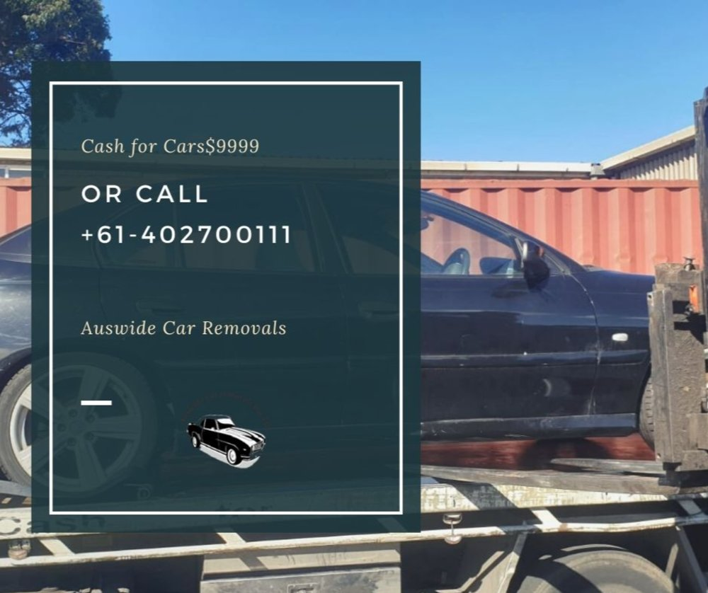 cash for cars Sydney $9999