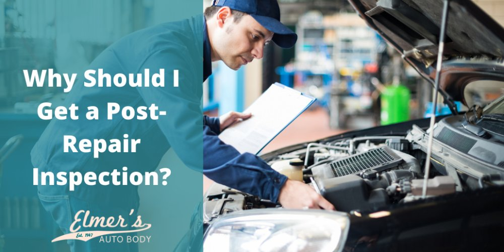Why Should I Get a Post-Repair Inspection?