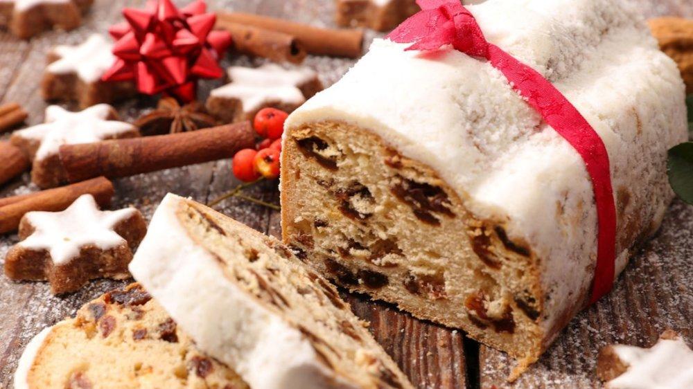 BEST German Christmas Stollen (Christstollen)