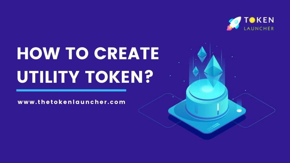 Create Utility Token