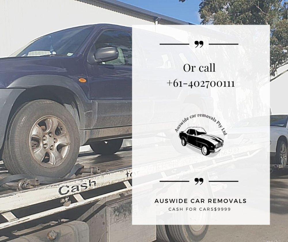car removal Sydney Australia-cash for cars $9999