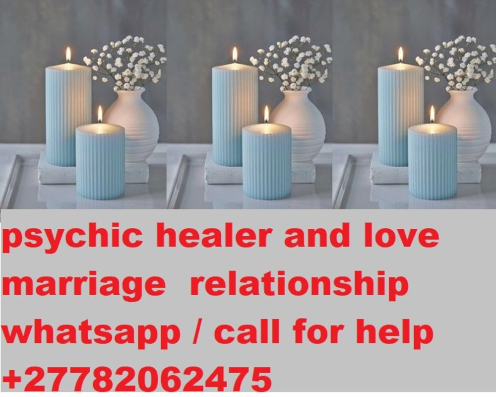 MY SANGOMA POWER SPELLS CAN REUNITE YOU TOGETHER+27631993599 No, I'm not in the