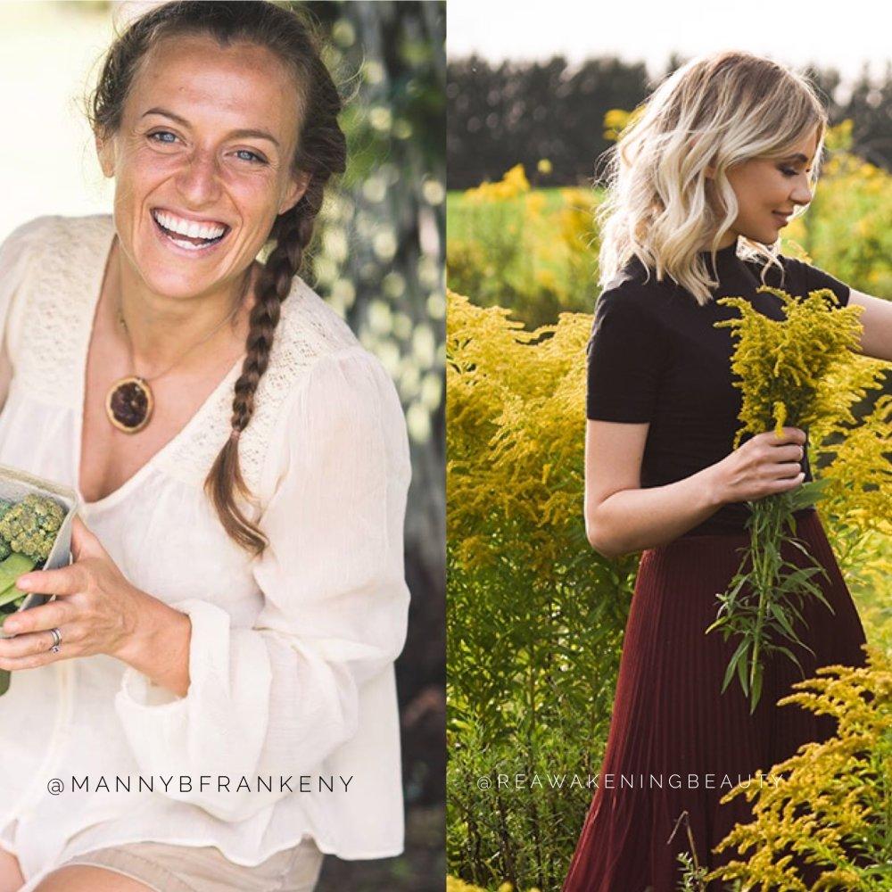 How to improve your body confidence with Shawna Patruno & Amanda Frankeny
