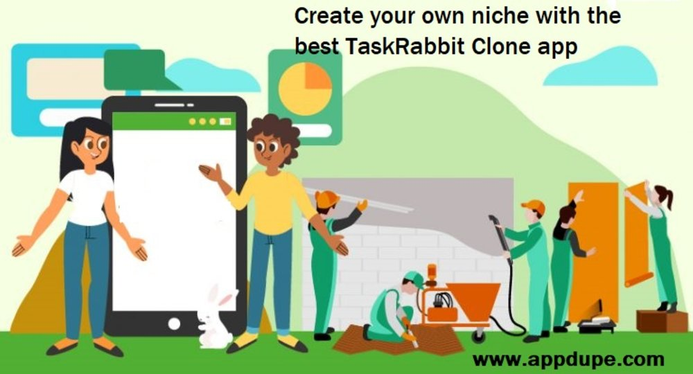 Create your own niche with the best TaskRabbit Clone app