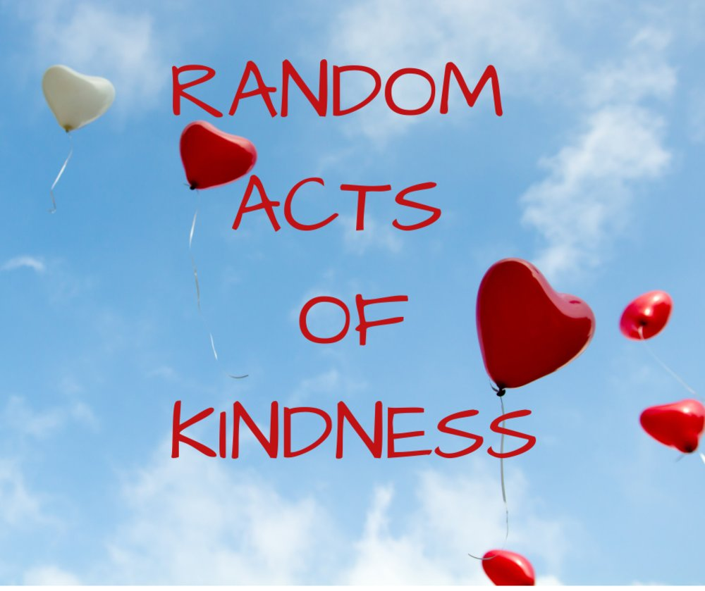 5 Ways Random Acts of Kindness Can Improve YOUR Life!