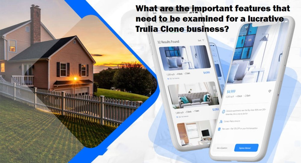 What are the important features that need to be examined for a lucrative Trulia