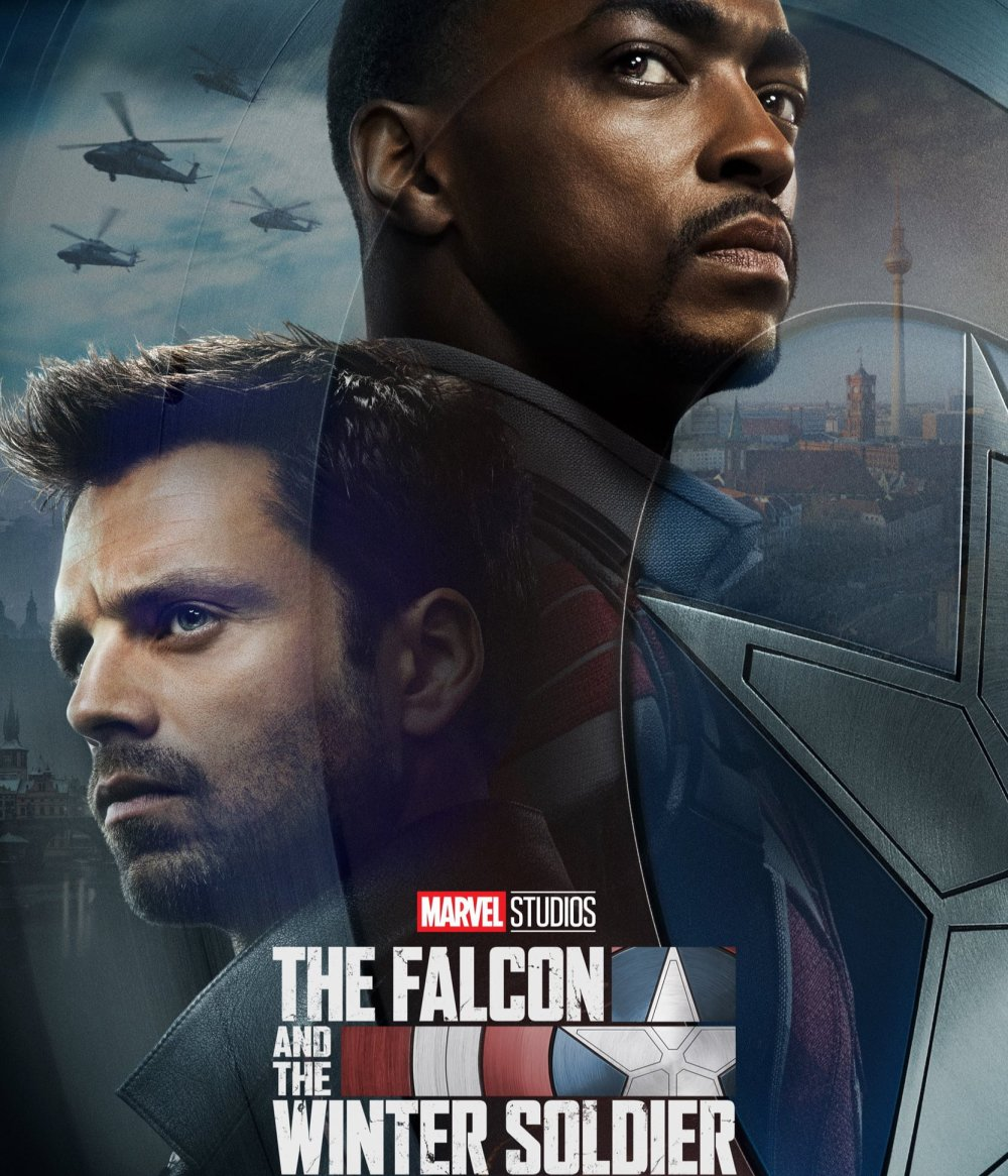 Nonton Film The Falcon and the Winter Soldier (2021) Sub Indo