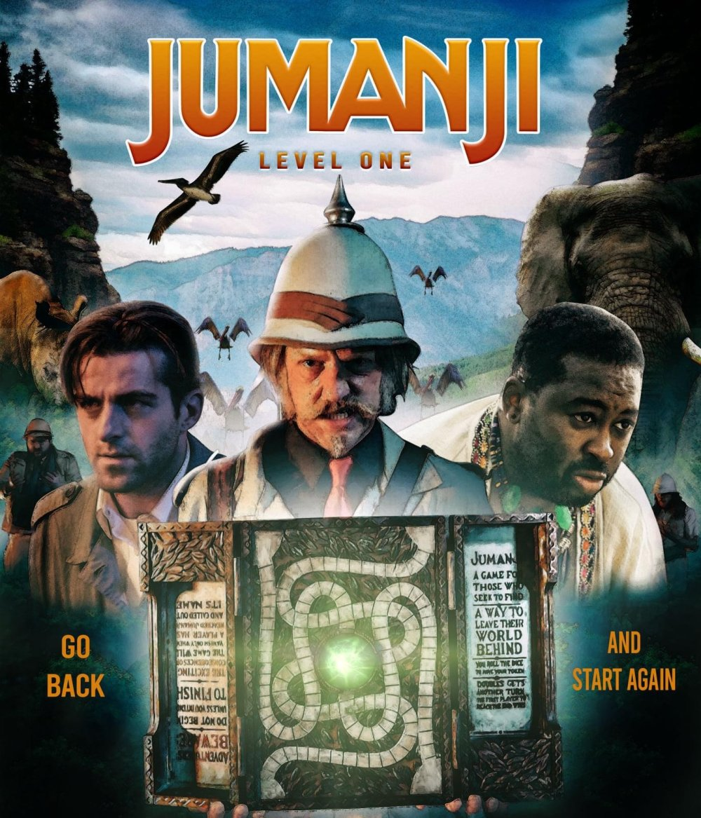 Nonton Film Jumanji: Level One (2021) Full Movie Sub Indo