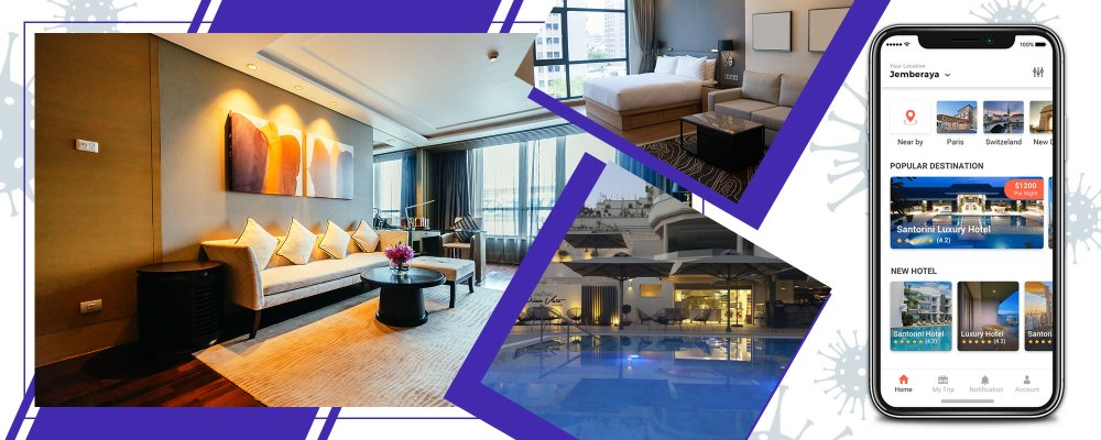 Enter into this lucrative business by developing a robust Hotel booking app