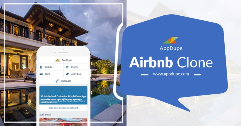 Make it big for your business by launching the Airbnb clone app