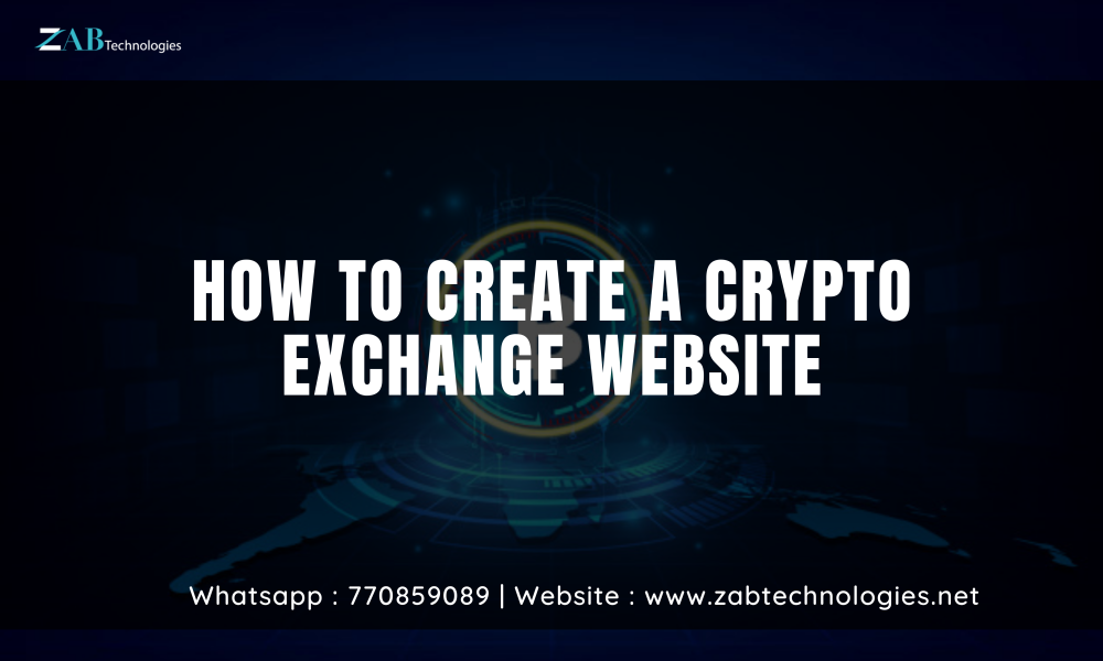 Create a Highly Secured Cryptocurrency Exchange Website