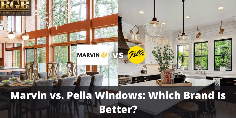 Marvin vs. Pella Windows: Which Brand Is Better?