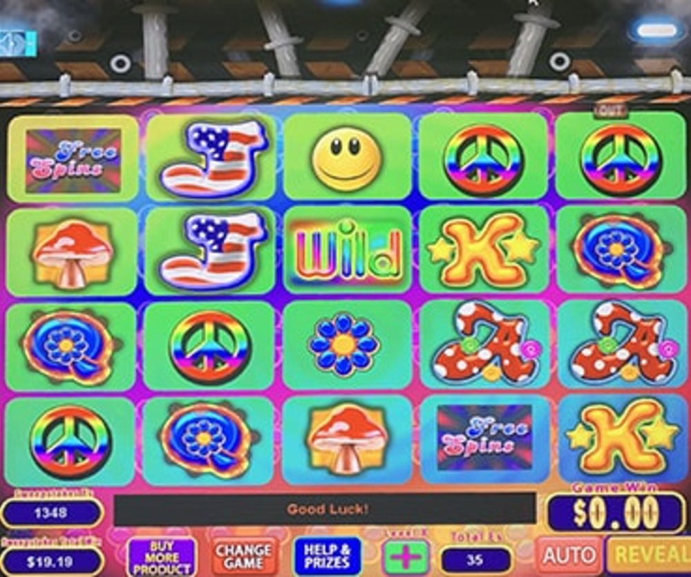 Retro Reels - Play Sweepstakes Machine, Slot Game ShoEnter content title here...