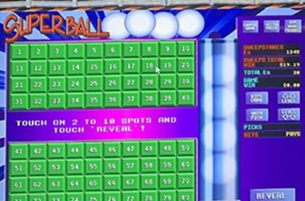 Sliperball - Sweepstakes Machine, Slot Game Shop - El Paso Texas