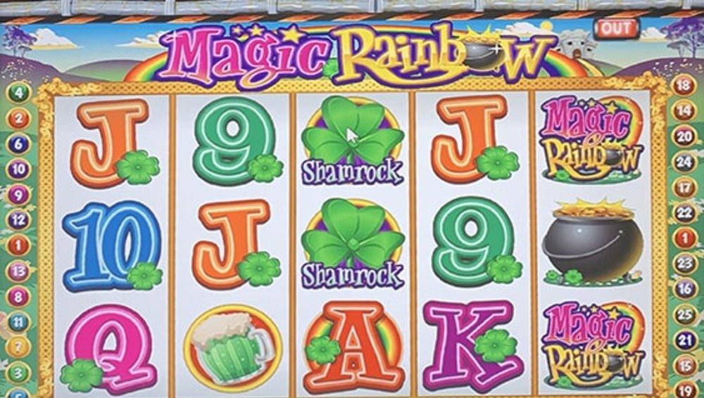 Magic Rainbow - Sweepstakes Machine, Slot Game Shop - El Paso Texas