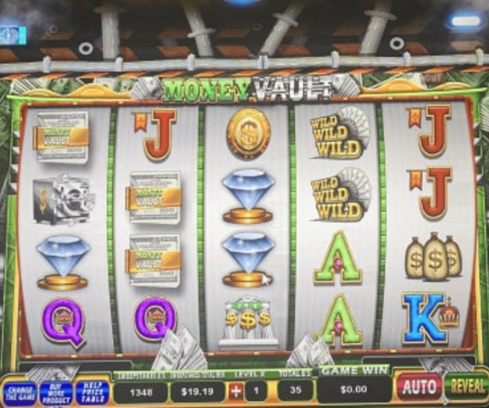 Money Vault Slot Machine, Sweepstakes Game Online - El Paso Texas