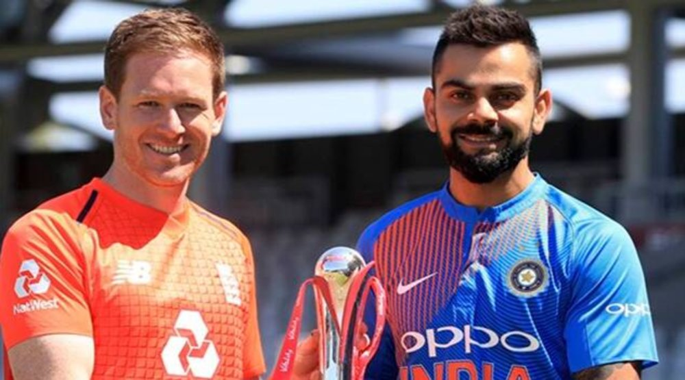 India to Host England For a Full Series in 2021