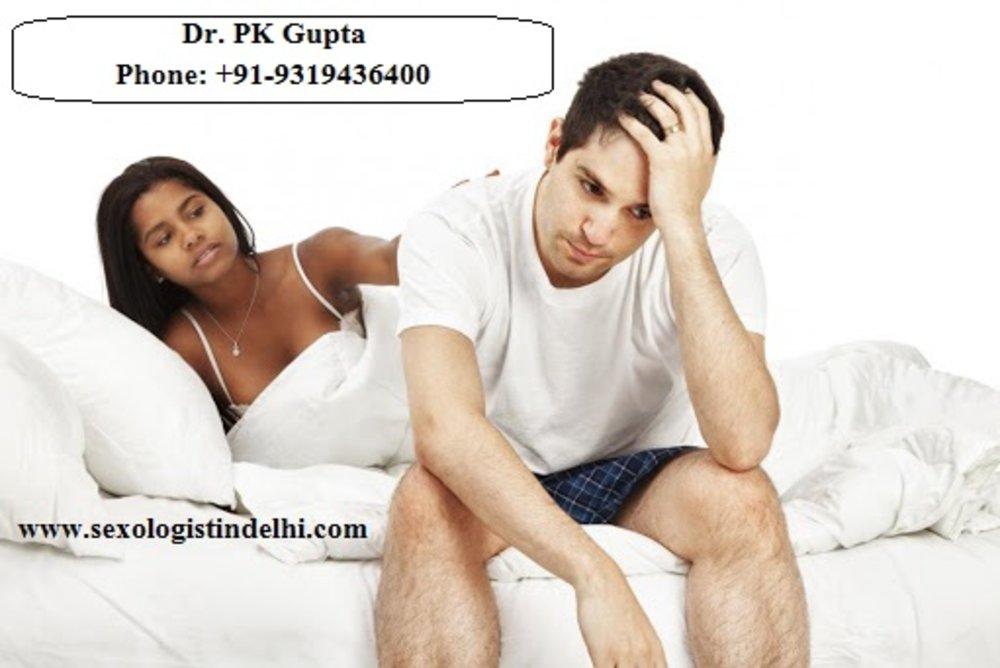 Top Sex Clinic in Delhi | Best Sexologist in Delhi | Dr. PK Gupta