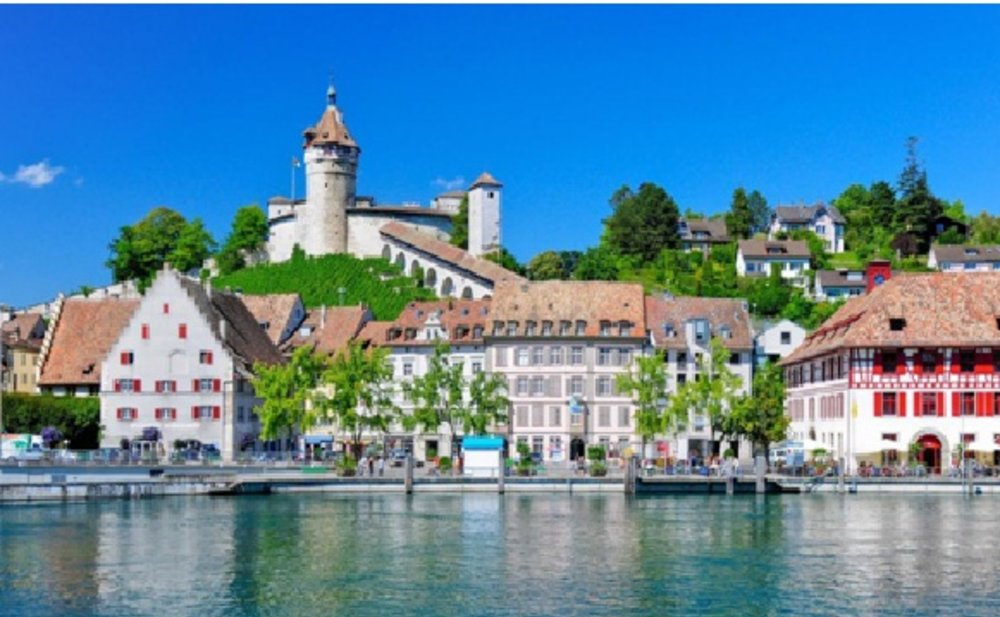 Top 5 things to do in Schaffhausen